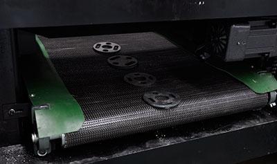 激光切割机废料回收装置